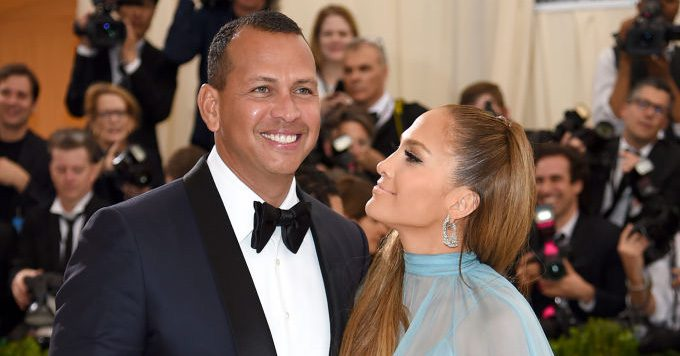 Alex Rodriguez bashfully addresses Jennifer Lopez engagement rumors