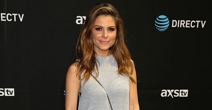 Maria Menounos gave fans a glimpse into how she's recovering just weeks after brain tumor removal surgery
