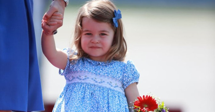"""Princess Charlotte has already picked up a sport, and she's """"quite the natural"""""""