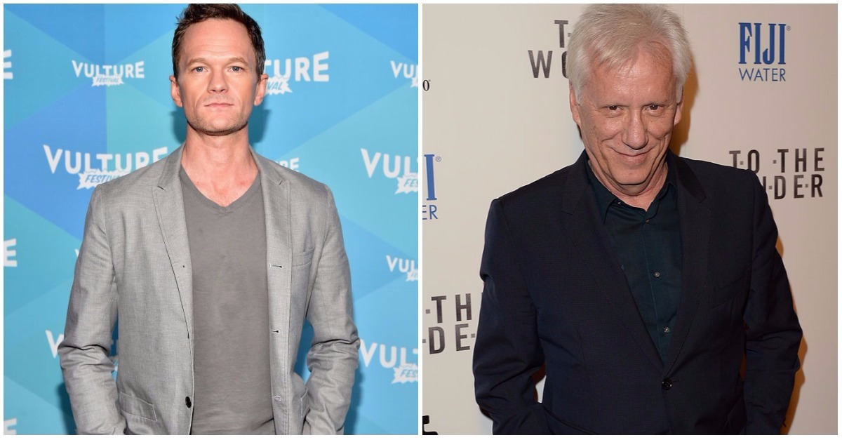 """James Woods responded to Neil Patrick Harris' critique of his """"utterly ignorant"""" tweet about a young boy at Pride, but he didn't back down"""