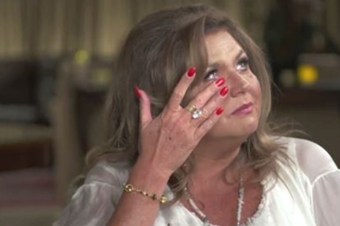 "Before turning herself in, Abby Lee Miller gave a tearful interview about being ""petrified"" of her time in prison"