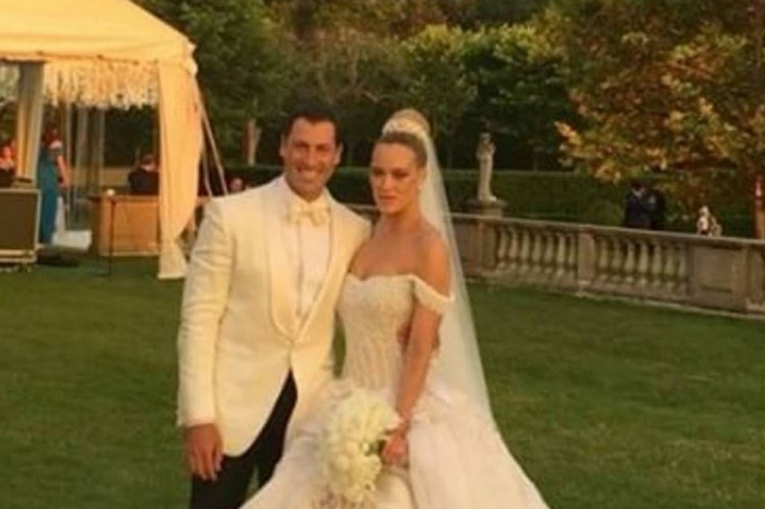 """""""DWTS"""" pros Maks Chmerkovskiy and Peta Murgatroyd are officially husband and wife"""