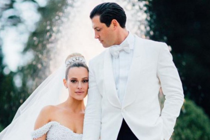 """Peta Murgatroyd and Maks Chmerkovskiy are sharing their wedding pics and """"DWTS"""" fans can't get enough"""