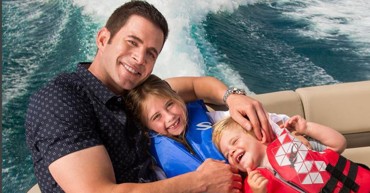 "Tarek El Moussa pens an emotional message about how he worked to achieve his ""number one goal in life"""