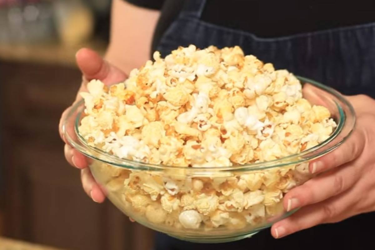 If your kids always beg for kettle corn at the fair, here's how you can make it at home