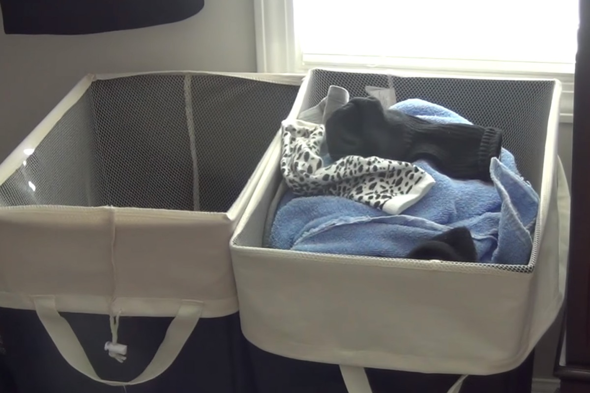 This is the ultimate no-hassle way to make sure your laundry is always clean