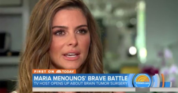 Maria Menounos opens up about her brain tumor removal surgery in a new interview