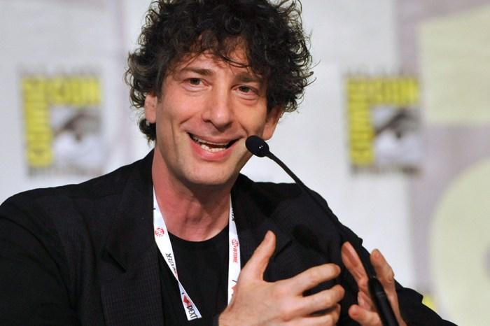Neil Gaiman visits Houston's Wortham Center for a night of storytelling