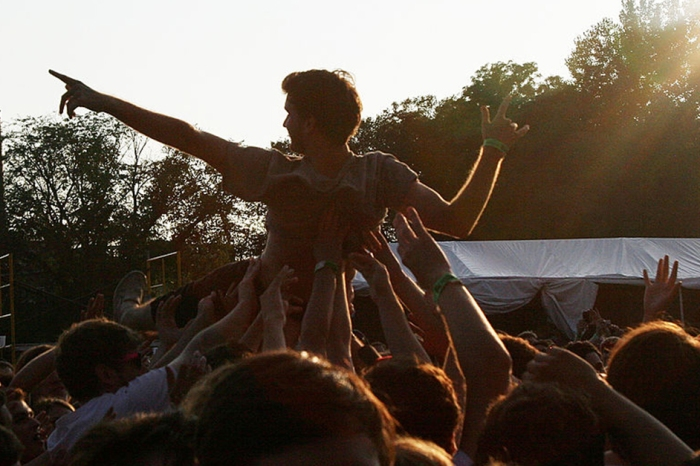 Here is the first wave of acts announced for the Pitchfork Music Festival