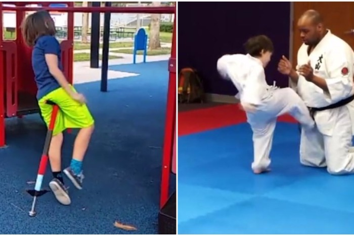 This compilation of epic groin hits will make you thankful you're not any one these guys