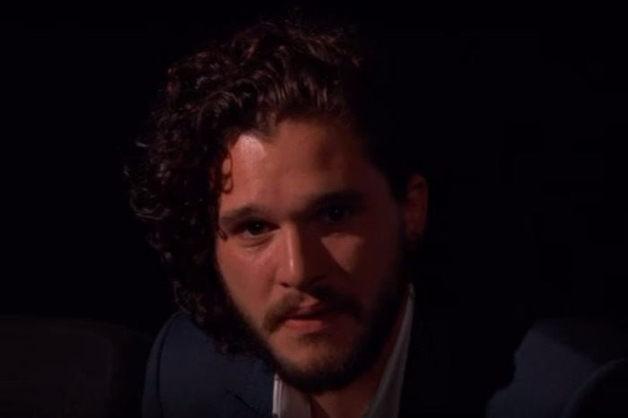 "Kit Harrington judges impressions of his ""Game of Thrones"" character Jon Snow"