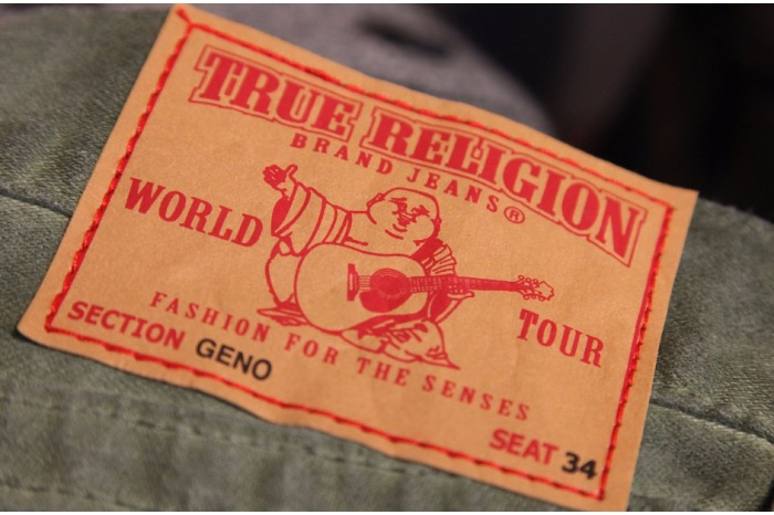 High-end denim company True Religion files for Chapter 11 bankruptcy protection