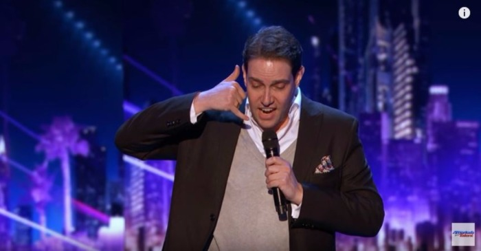 "This ""America's Got Talent"" comedian had the audience in stitches, but was it strong enough to get him to the next round?"