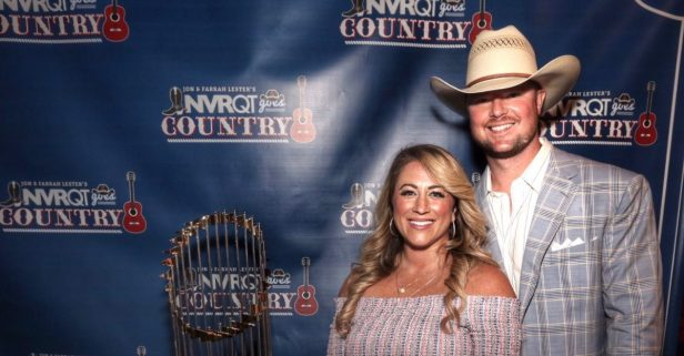 """The Chicago Cubs have """"gone country"""" for a good and noble cause"""