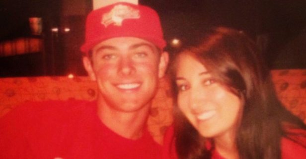 These All Star #FBF pictures of Kris & Jessica Bryant are too adorable for words