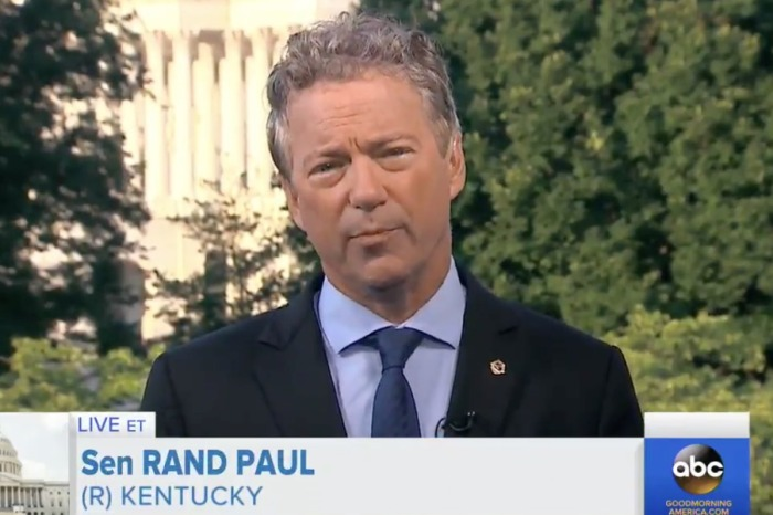 Donald Trump assails Rand Paul in closed door meeting, and Paul doesn't back down in his response