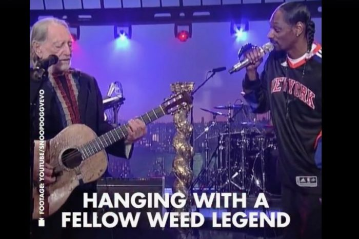 Out-smoked and stoned, Snoop Dogg and Willie Nelson share a friendship based on music, weed and fried, delicious chicken