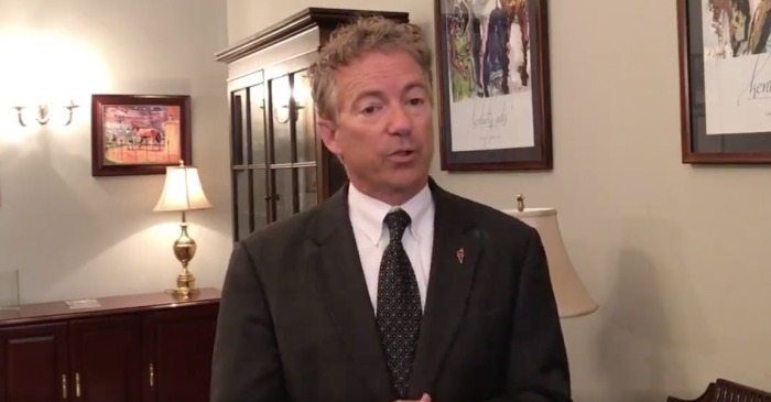 Rand Paul drums up grassroots support for clean repeal of Obamacare