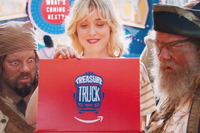 Better than a pirate ship – Houston, are you ready for Amazon's Treasure Truck?