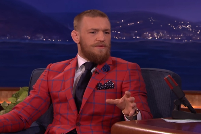While you're getting pumped up for the big fight, never forget that the always humble Conor McGregor used to be a plumber