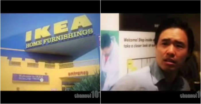 """IKEA Heights"" is a soap opera spoof filmed entirely inside an IKEA — without IKEA's permission"