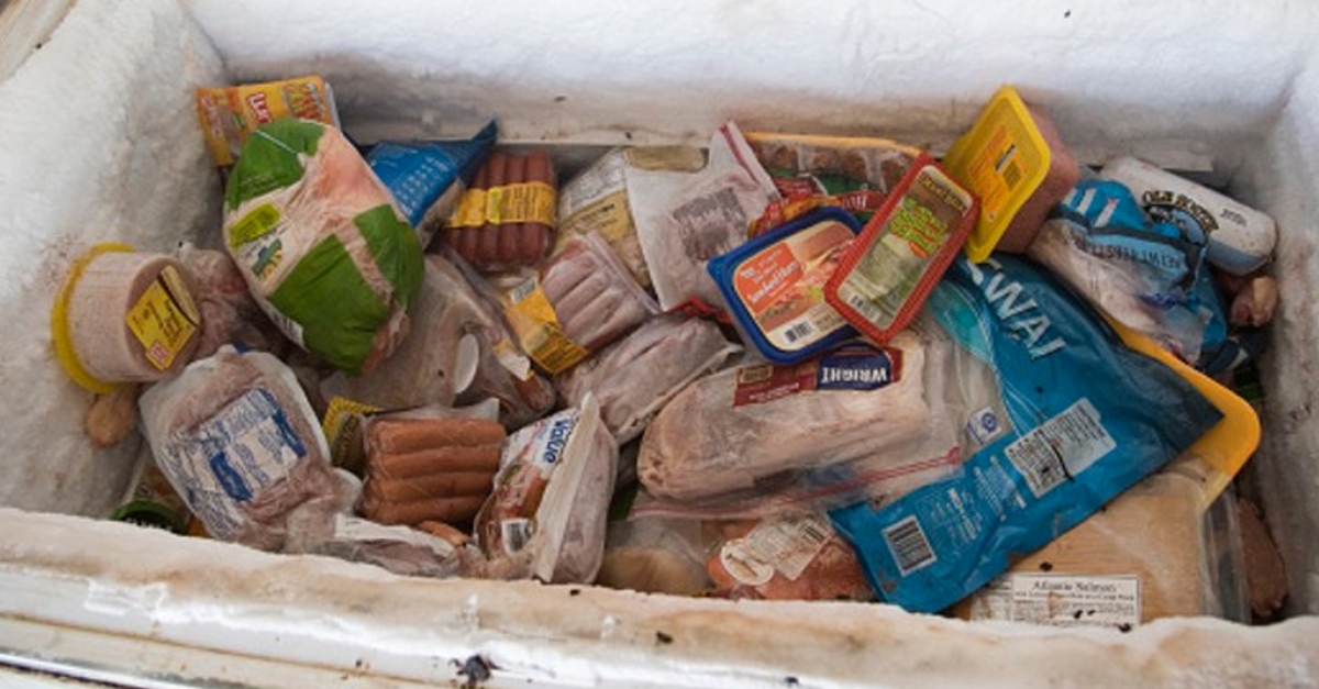 A Florida man left his wife's body in the freezer for almost a decade and made big money off it