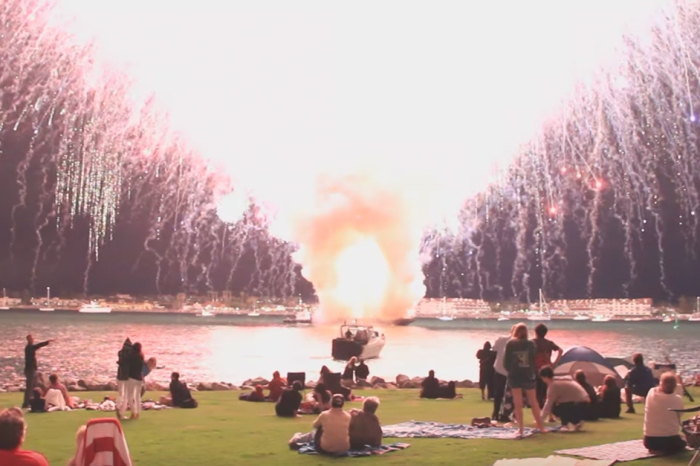 The Fourth of July is coming — pray your celebration isn't like San Diego's in 2012