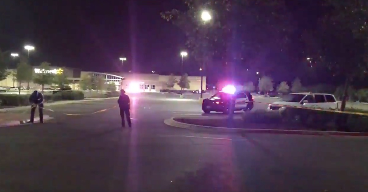 Texas police have found multiple people dead in a semi-trailer parked at Walmart and many more in danger