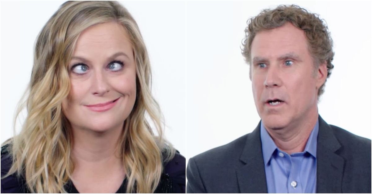 Will Ferrell and Amy Poehler answer random and hilarious auto-completed Google questions about themselves