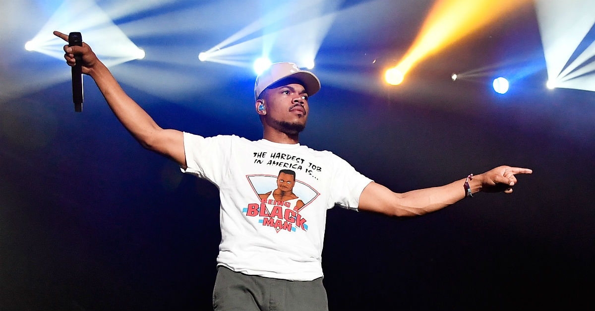 Chance the Rapper teams up with ride share company for CPS