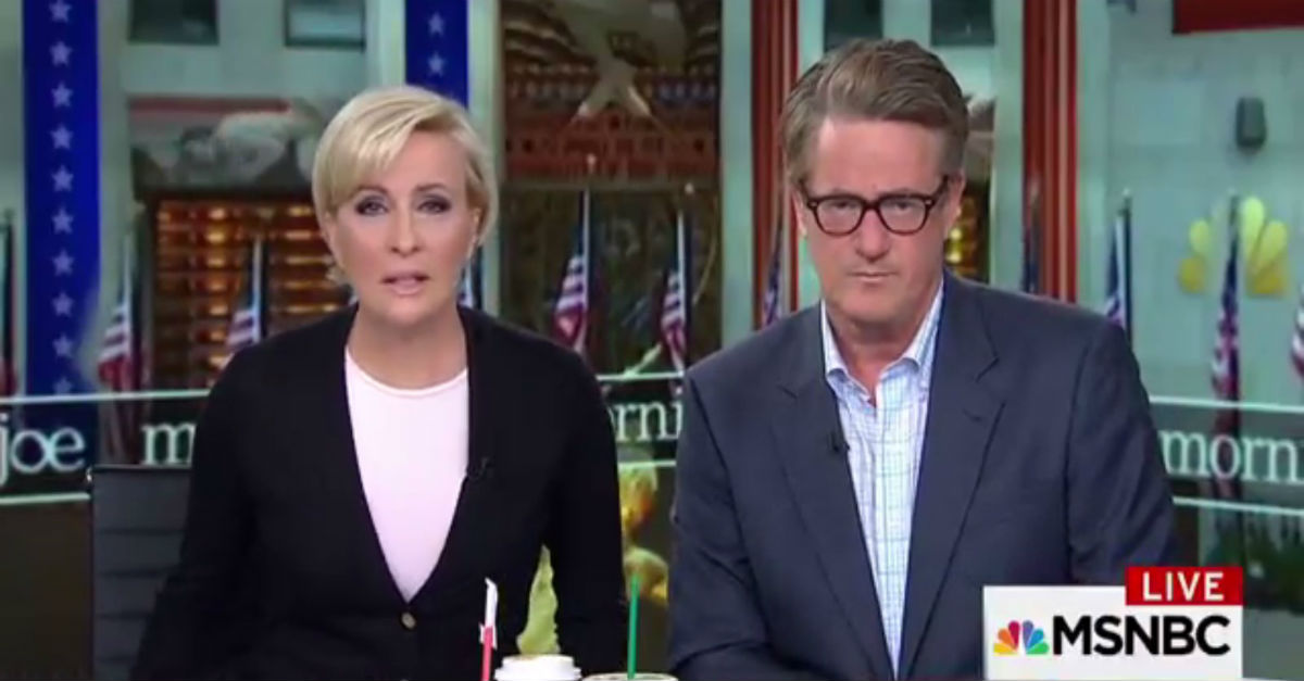 """Morning Joe"" hosts ""Felony Friday"" after a grand jury was announced for the Russia investigation"