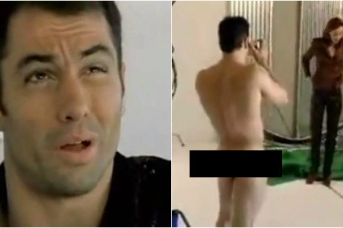 In 1998, a fresh-faced Joe Rogan lampooned fashion photographers in this humorous sketch