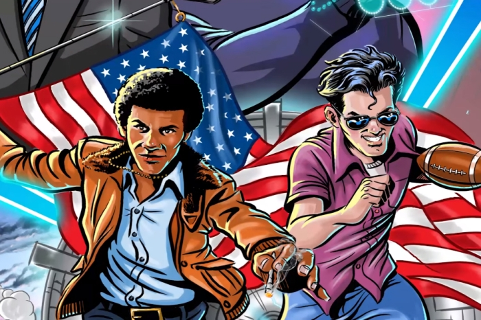 Barack Obama and Joe Biden could become heroic time-travelers in an animated series