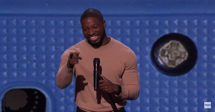 "This ""America's Got Talent"" stand-up comedian blew the judges away with his booty jokes"