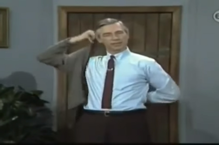 "Metalheads and mash-up fans will absolutely adore this death metal version of ""Mister Rogers' Neighborhood"""