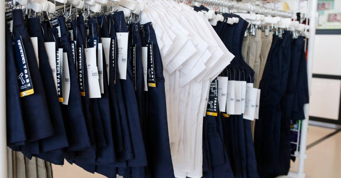 Parents are incensed after not receiving school uniforms they paid for