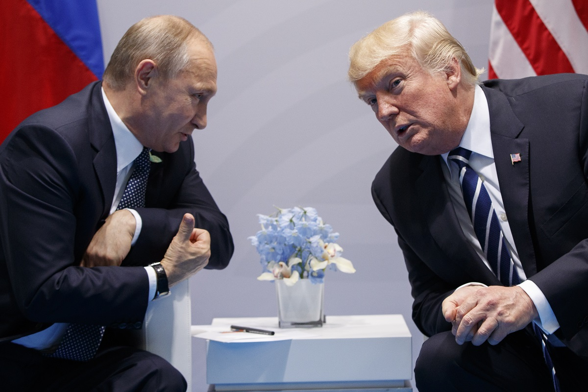 A new Gallup poll shows 25 percent of Americans think Trump and Russia were in cahoots during election
