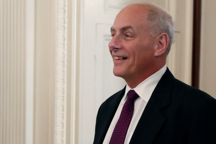 The White House should be in better hands with John Kelly