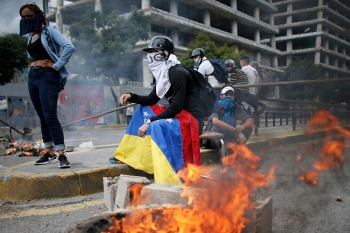 The left's useful idiots emerge for one last round on Venezuela
