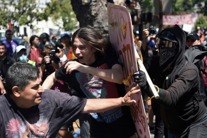 It's about to get a lot easier for Berkeley cops to bust up violent protests