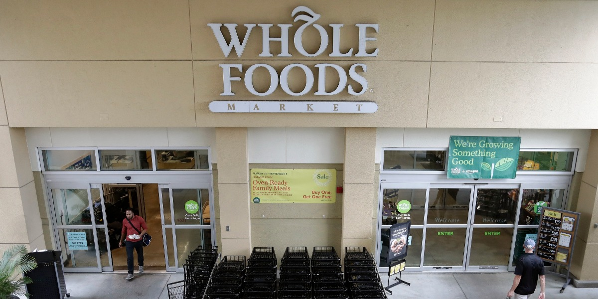 Consumers are already benefiting from Amazon buying Whole Foods