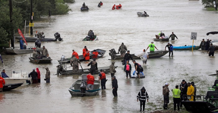 The Houston Fire Department's lack of vital equipment for flood rescues is just sad