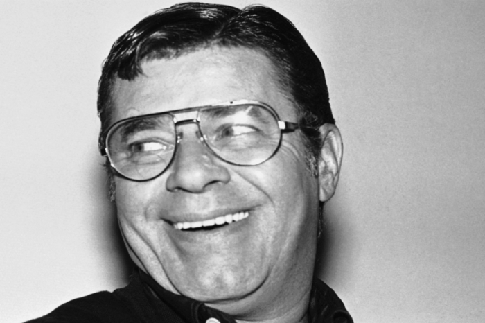 Sometimes Jerry Lewis made us cringe, but here's why it's okay to like him