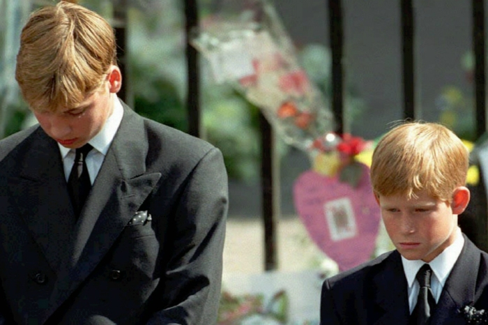 Princes William and Harry reveal how they first learned of their mother's heartbreaking death