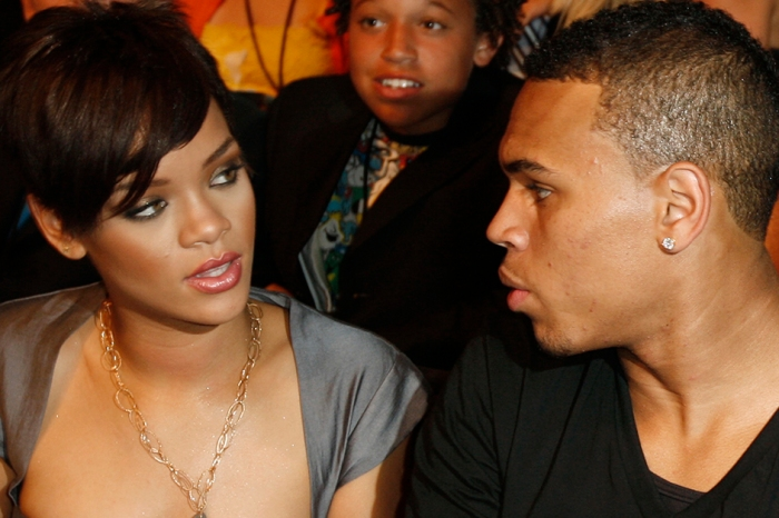 Chris Brown admits to tasting Rihanna's blood the night their relationship turned violent