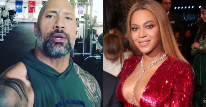 Beyoncé, The Rock and others are pledging their support for hurricane victims