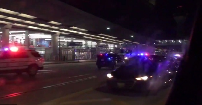 An illegally parked truck raised eyebrows and alerted bomb squad at O'Hare