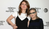 Carrie Fisher and Sharon Horgan