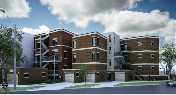 Wicker Park community group approves design for new condos at an old church site
