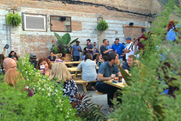 Half Acre set to open a new beer garden so big it will put others to shame